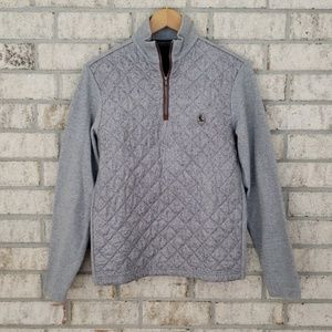 Polo Golf Ralph Lauren Cable Knit Print Pullover